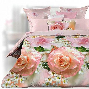 КПБ 2,0 сп сатин Beauty Style (70*70) КБУbs-21 рис 15092/15093 вид 1 Розали