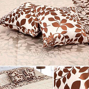 "Подушка ""Сиеста"" - 2, коричневый"