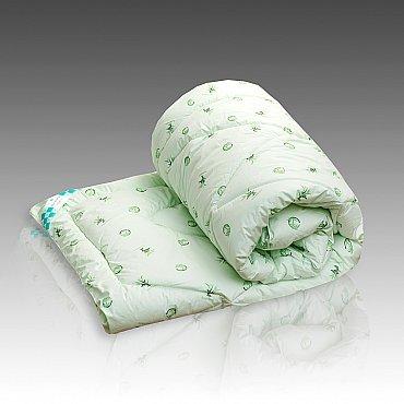 """Одеяло """"Бамбук"""" полутораспальное, поплин (O/75)"""