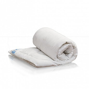 """Одеяло """"Бамбук"""" полутораспальное, сатин (O/93)"""
