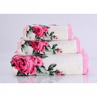 """Полотенце банное """"Rosy"""", розовый"""