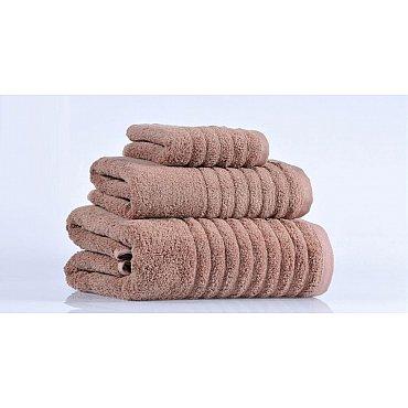 Полотенце махровое Wella Коричневое 50*90 см