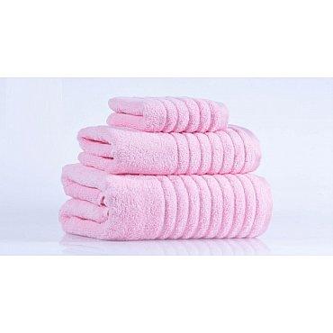 Полотенце махровое Wella Розовое 50*90 см