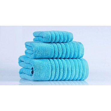 Полотенце махровое Wella Голубое 70*130 см