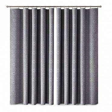 Комплект штор Primavera №1110049, серый