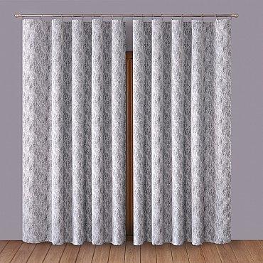 Комплект штор Primavera №1110057, серый