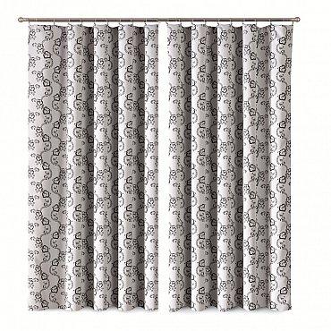 Комплект штор Primavera №1110079, серый