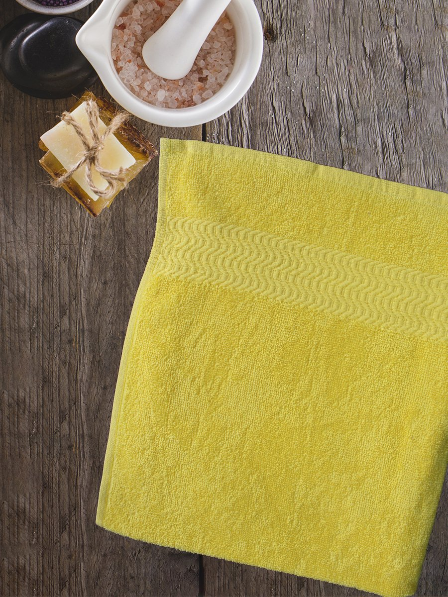 Полотенце Amore Mio AST Clasic, насыщенный желтый (tr-200497-gr)