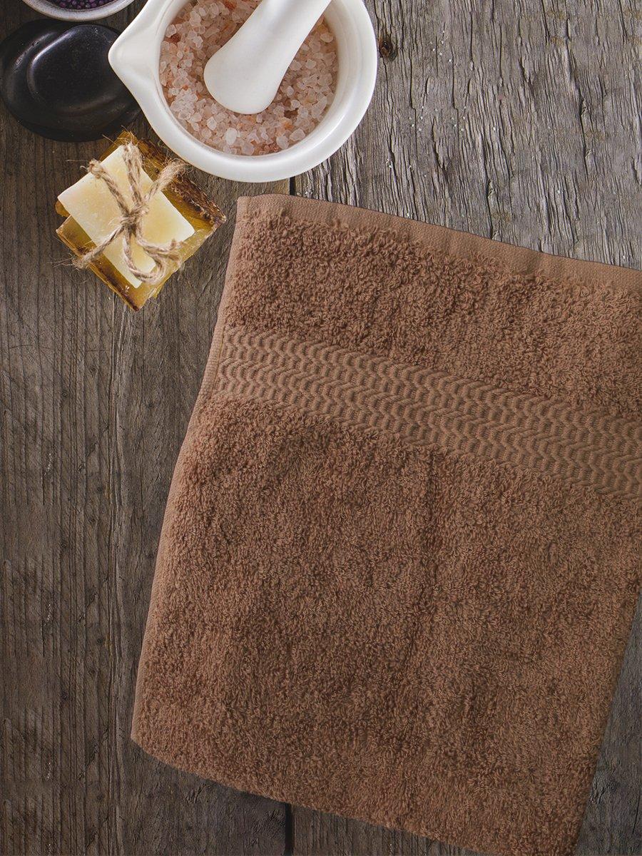 Полотенце Amore Mio AST Clasic, коричневый теплый (tr-200498-gr)