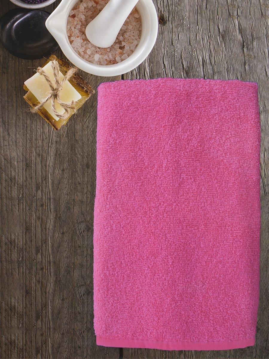 Полотенце махровое Amore Mio AST Cotton, коралловый (tr-200728-gr)