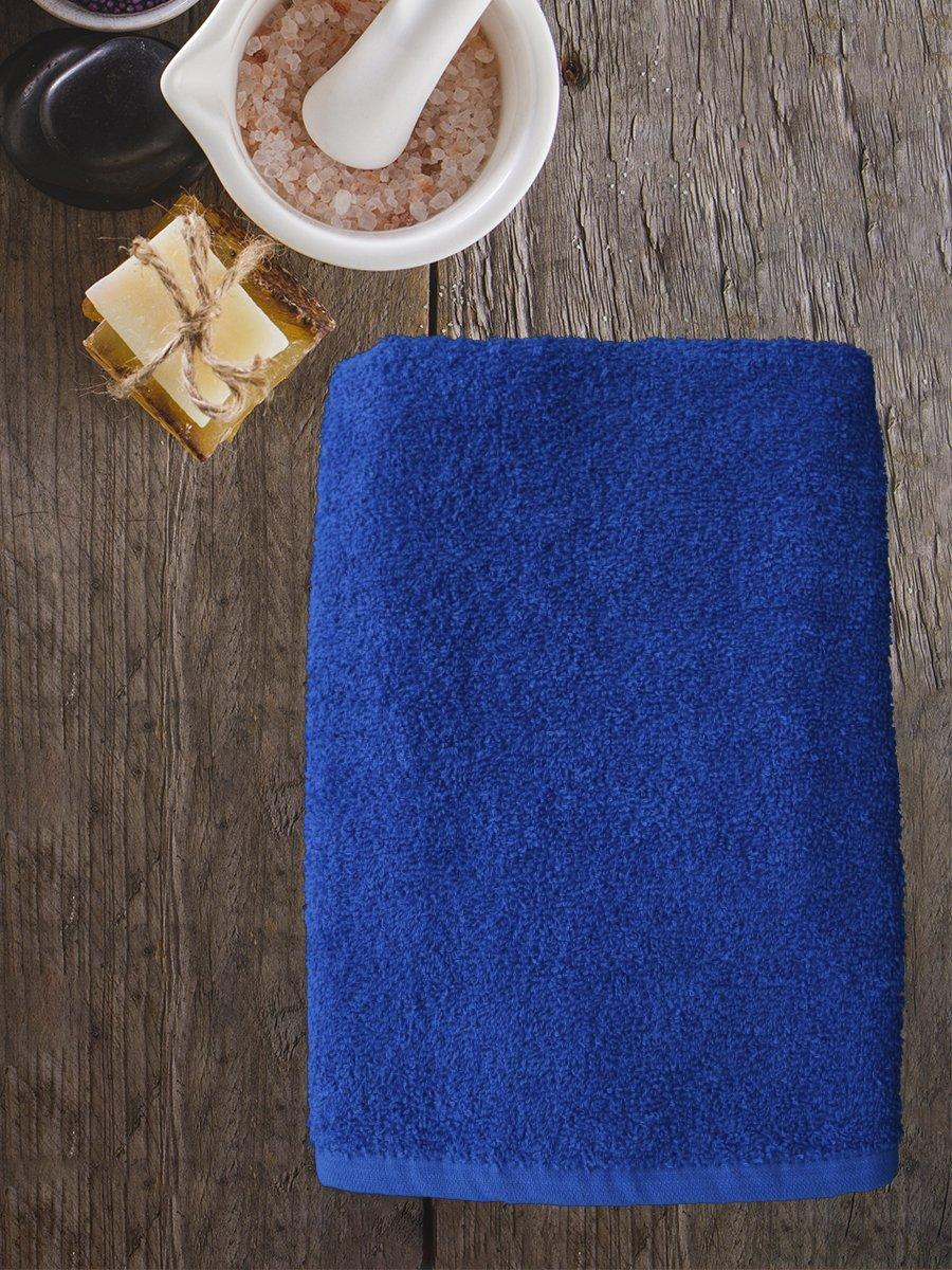 Полотенце махровое Amore Mio AST Cotton, синий (tr-200730-gr)