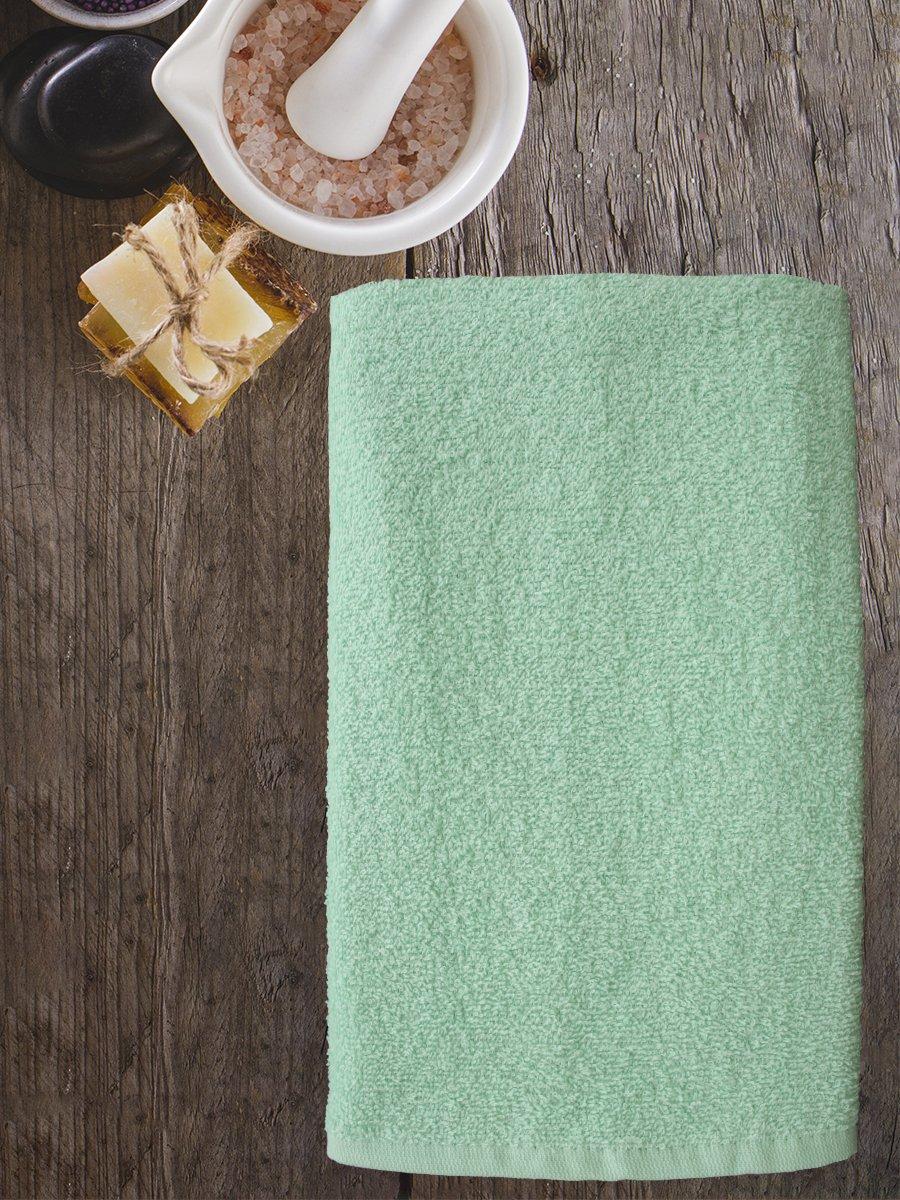 Полотенце махровое Amore Mio AST Cotton, ментоловый (tr-200735-gr)