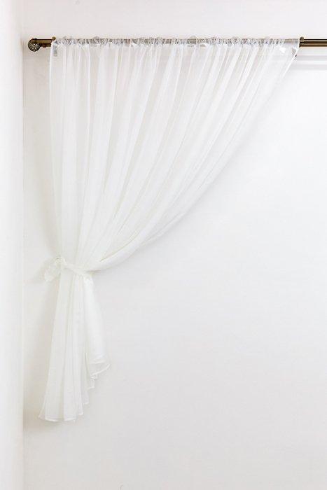 """Тюль """"Белый"""", 290*180 см (s-102835)"""