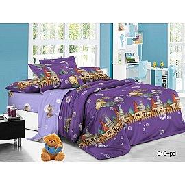 КПБ Поплин детский Волшебный замок (1.5 спальный)