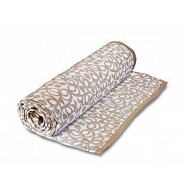 """Покрывало """"Cleo Жаккард"""" дизайн 008, 200*210 см"""