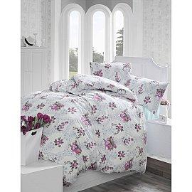 """Комплект постельного белья """"RANFORCE ARNES"""" (2 спальный), розовый"""