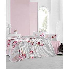 """Комплект постельного белья """"RANFORCE ESNA"""" (2 спальный), розовый"""