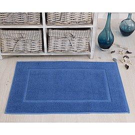 """Махровое полотенце для ног """"KARNA GREN"""", голубой, 50*70 см"""