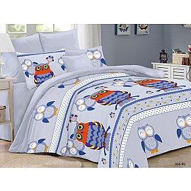 КПБ Поплин детский Совушки (1.5 спальный)