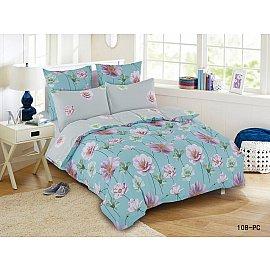КПБ Поплин Pure cotton 108 (1.5 спальный)
