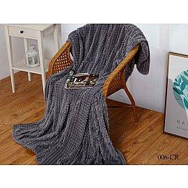 Плед Carre велсофт дизайн 006, 150*200 см