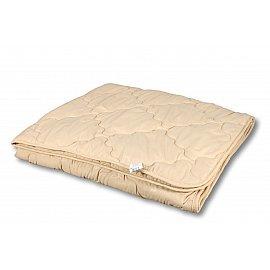 """Одеяло """"Сахара"""", легкое, бежевый, 172*205 см"""