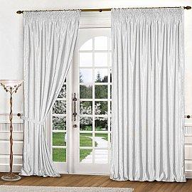 Комплект штор №035 Белый