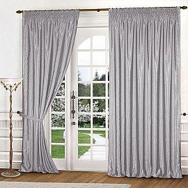 Комплект штор №035 Серебро