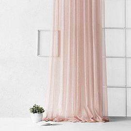 """Тюль """"Вудсток"""", розовый, 500*270 см"""