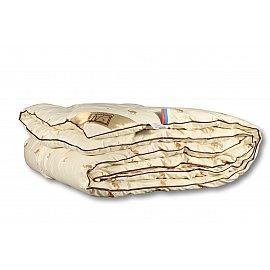 """Одеяло """"Сахара"""", теплое, бежевый, 172*205 см"""