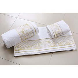 """Полотенце махровое для крещения """"KARNA SAINT"""", 50*90 см"""
