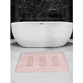 """Коврик для ванной """"KARNA LENA"""", розовый, 50*70 см"""