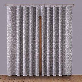 Комплект штор №1110055, серый