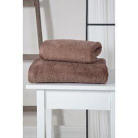 "Полотенце махровое ""KARNA APOLLO"", коричневый"