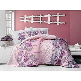 """КПБ """"RANFORCE NEON SELVA"""" (1.5 спальный), розовый"""
