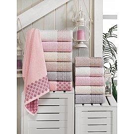 Комплект махровых полотенец DO&CO TAS, 50*90 см - 6 шт