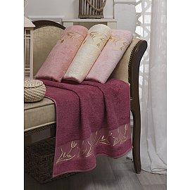 Комплект бамбуковых полотенец DO&CO CLARA