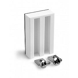 Самоклеящийся держатель для алюминиевых, деревянных, пластиковых жалюзи, ролло и плиссе