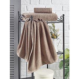 """Полотенце кухонное махровое """"KARNA EFOR"""", бежевый, 40*60 см"""