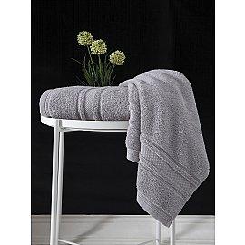 """Полотенце махровое """"KARNA SERRA"""", серый, 70*140 см"""