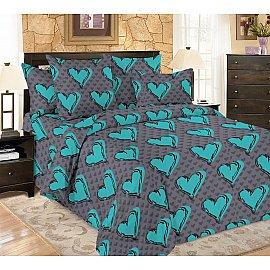 КПБ мако-сатин печатный Kind (2 спальный), многоцветный