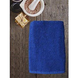 Полотенце махровое Amore Mio AST Cotton, синий, 70*130 см