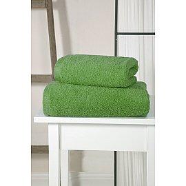 """Полотенце махровое """"KARNA APOLLO"""", зеленый, 50*90 см"""