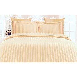 Комплект постельного белья KARNA PERLA Бамбук (2 спальный), абрикосовый