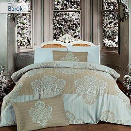 Комплект постельного белья ALTINBASAK BAROK Сатин (2 спальный), бежевый
