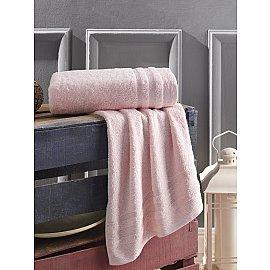 "Полотенце махровое ""KARNA DERIN"", розовый"
