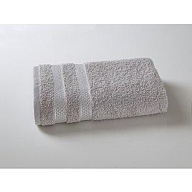 """Полотенце махровое """"KARNA PETEK"""", серый, 70*140 см"""