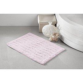 """Коврик для ванной """"MODALIN AREN"""", розовый, 40*60 см"""