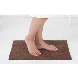 """Коврик для ванной """"MODALIN FLET"""", коричневый, 40*60 см"""