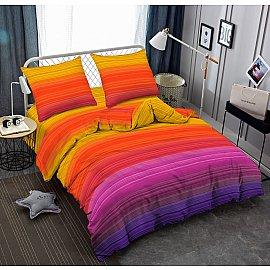 КПБ мако-сатин печатный Spectrum (2 спальный)